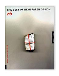 The best of newspaper design №26